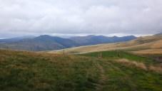 Vue sur la vallée de Dienne depuis le plateau