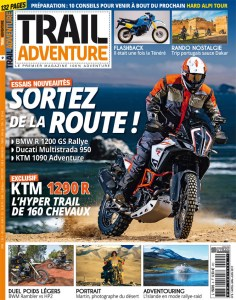 Trail Adventure Magazine n°9