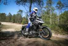 Photo of Essai Suzuki V-Strom 650 XT