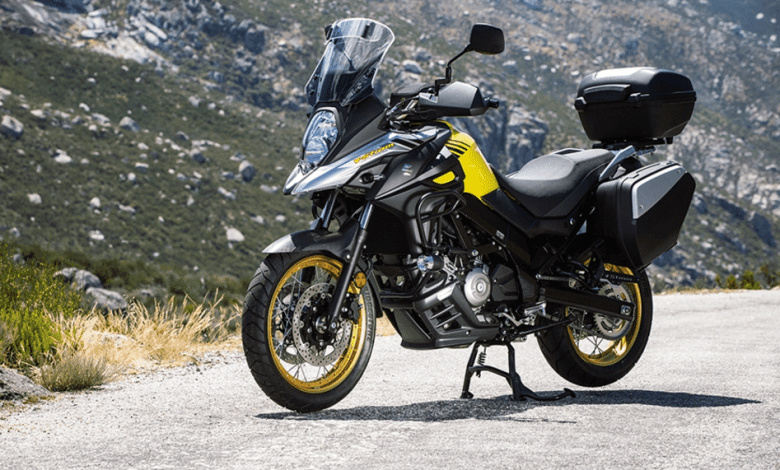 Photo of Suzuki V-Strom 650 XT