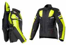 Photo of La veste Clover Dakar Airbag