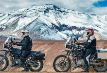 Photo of Royal Enfield Himalayan LS410