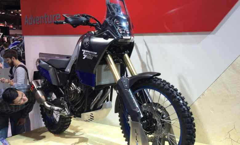 Photo of Yamaha 700 Tenere World Raid