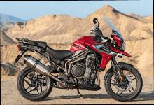 Photo of Triumph Tiger 1200 XRt et XCa