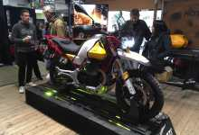 Photo of Nouvelle Moto Guzzi V85 TT