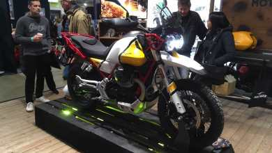 Photo of Nouvelle Moto Guzzi V85 TT