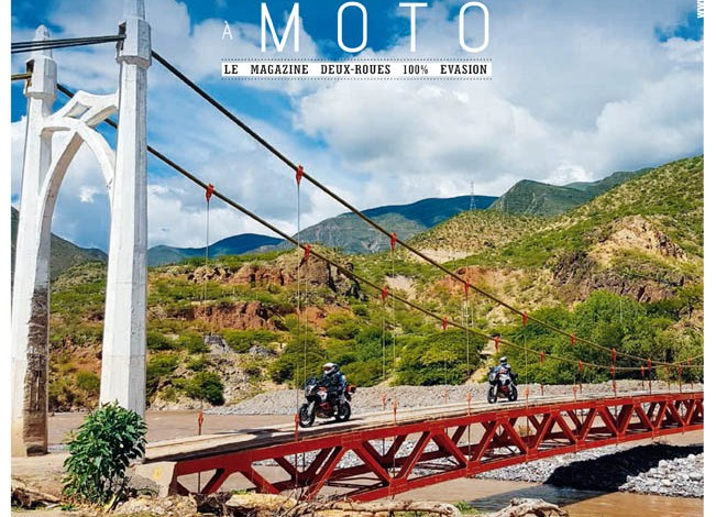 Photo of Voyages à Moto n°2 en kiosque