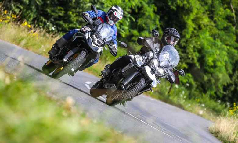 Photo of BMW F 850 GS vs Triumph 800 Tiger XCa