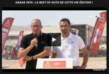 Photo of Dakar 2019 : vidéo best of
