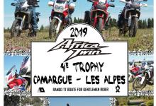 Photo of Du 6 au 8 septembre le 4ème Africa Twin Trophy.