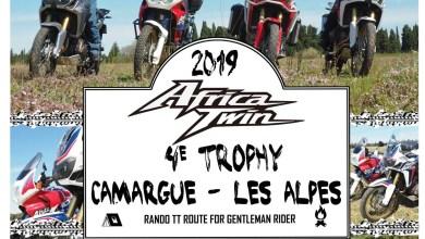 Photo of Du 6 au 8 septembre le 4ème Africa Twin Trophy.