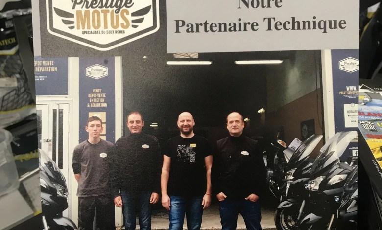Photo of Soirée suspension chez Touratech Paris