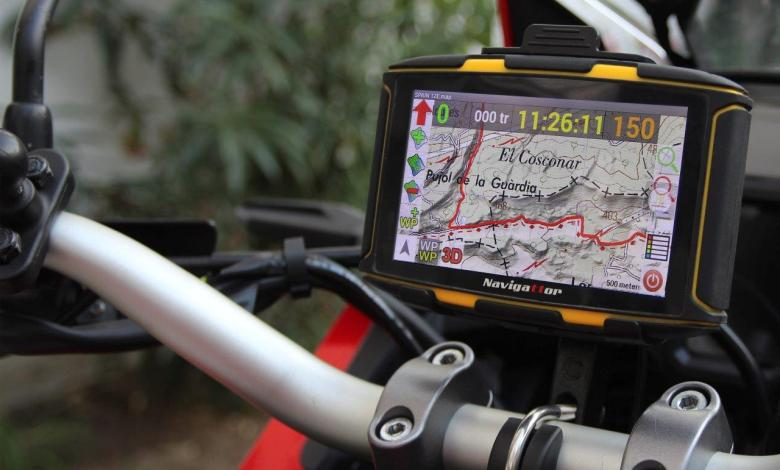 GPS Yak 5 - Navigattor