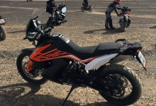 Photo of Essai KTM 790 Adventure