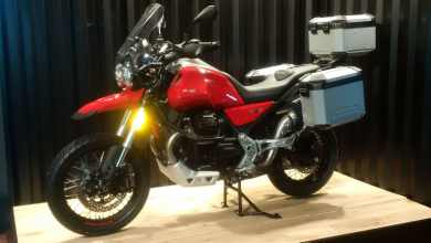 Photo of Moto Guzzi V85 TT