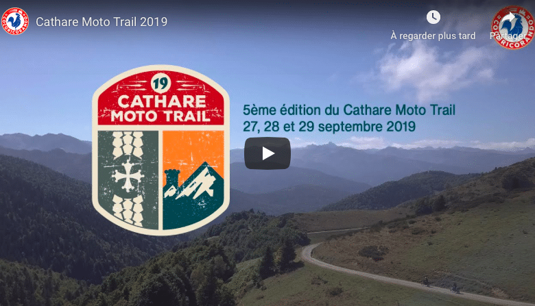 Photo of Vidéo officielle : CATHARE MOTO TRAIL 2019 !
