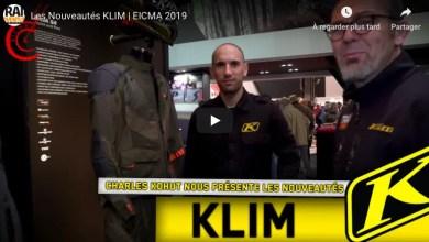 Photo of EICMA 2019 – Les Nouveautés KLIM