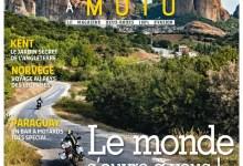 Photo of Voyages à Moto N°6 en kiosque !