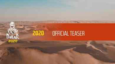 Photo of Dakar 2020 – Teaser officiel