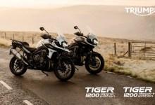 Photo of Triumph Tiger 1200 Desert & Alpine edition
