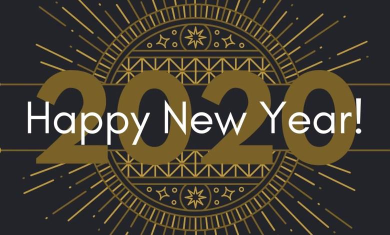 Photo of Bonne année à tous !