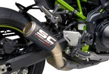 Photo of Silencieux pour KAWASAKI Z900 (2020)