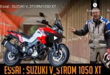 Photo of Essai : SUZUKI V-STROM 1050 XT