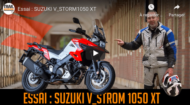Photo of Essai : SUZUKI V-STROM 1050 XT