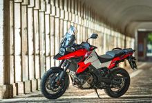 Photo of Essai SUZUKI V-STROM 1050 XT