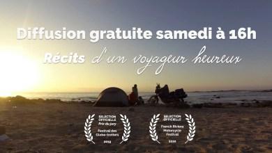 Photo of Projection du film «Récits d'un voyageur heureux»