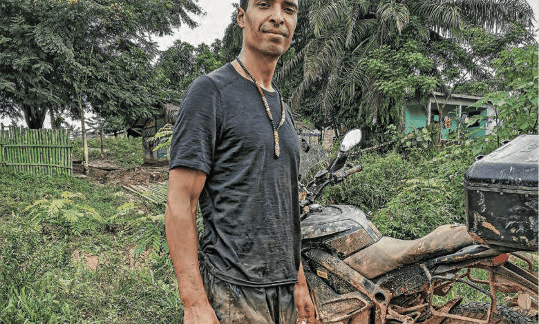 Photo of Le portrait de Thomas Jakel – un missionnaire en Afrique
