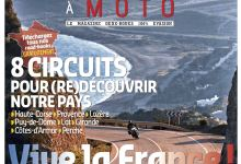 Photo of Voyages à Moto n°7 en kiosque !