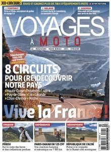 Voyages à Moto n°7