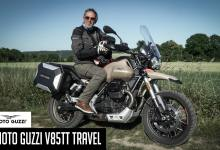 Photo of Essai vidéo – MOTO GUZZI V85 TT TRAVEL