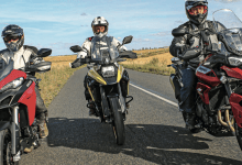 Photo of Match : Ducati Multistrada 950 s / Suzuki V-strom 1050 XT / Triumph 900 Gt Pro