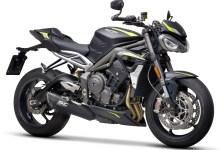 Photo of SC-Project dote la Street Triple 765 de son silencieux Superbike