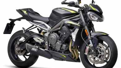 Photo of SC-Project dote la Street Triple 765 de son silencieux Superbike