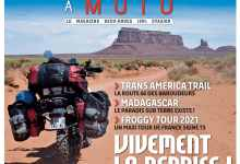 Photo of Voyages à Moto n°10 en kiosque !
