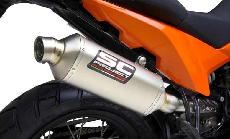 SC-Project Silencieux KTM 890 Adventure