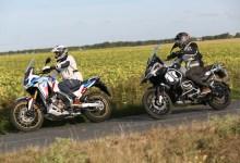 Photo of Match BMW R 1250 GS Adventure vs Honda Africa Twin 1100 Adventure Sports DCT