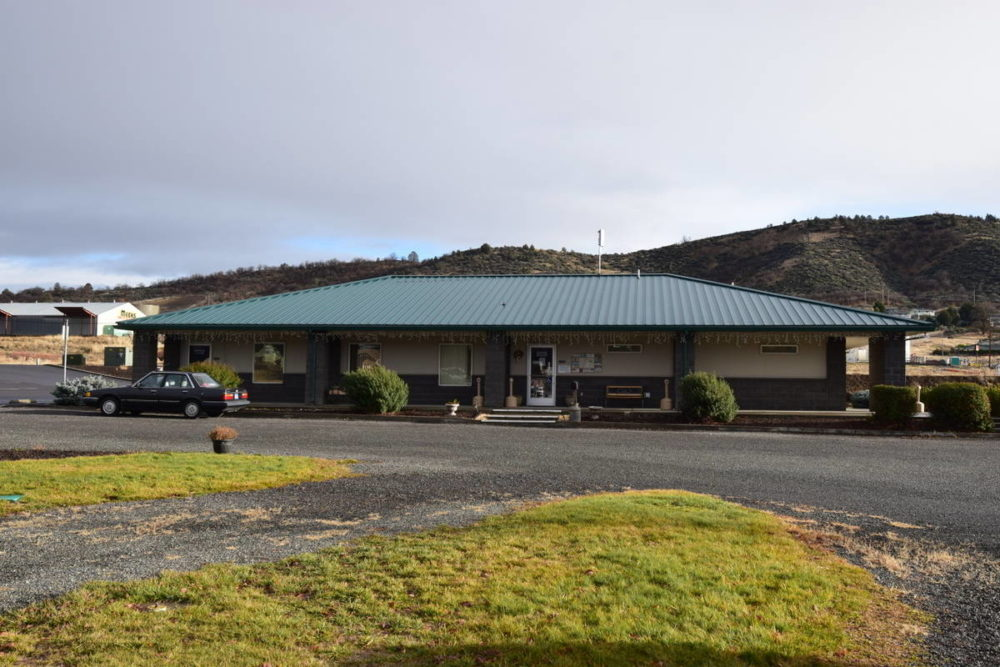 Yreka RV Park Main House