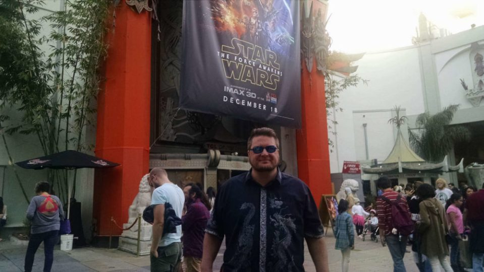 Sig @ TCL Chinese Theatre
