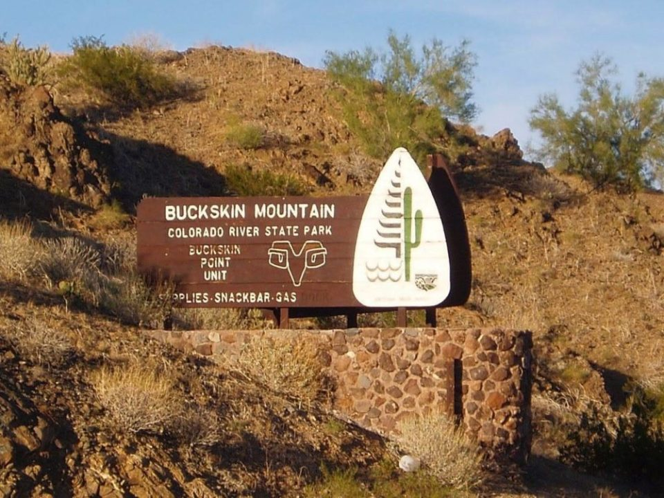 Buckskin Mountain SP