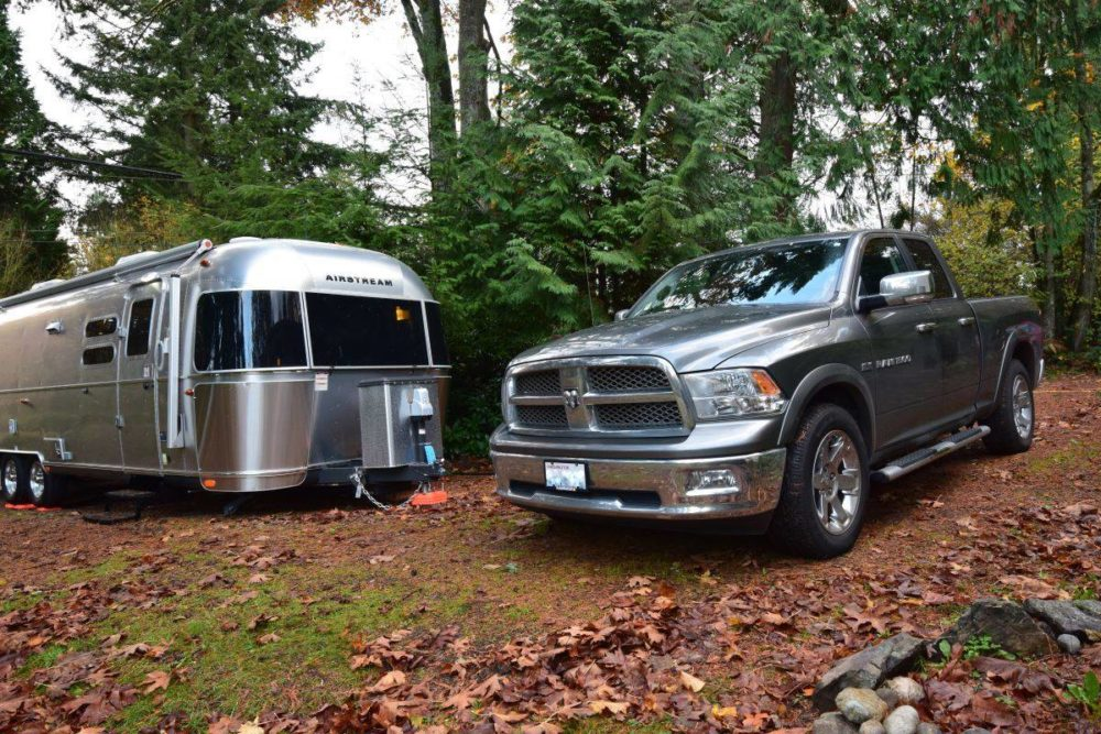 Picking a Tow Vehicle for an Airstream Trailer