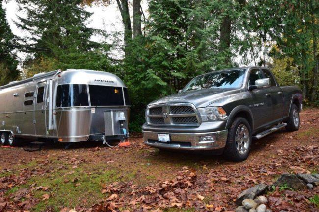 Picking a Tow Vehicle for an Airstream Trailer - The Adventures of