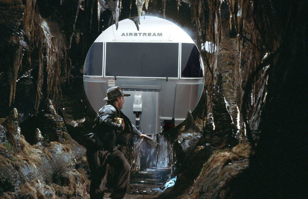 Raiders of the Lost Airstream