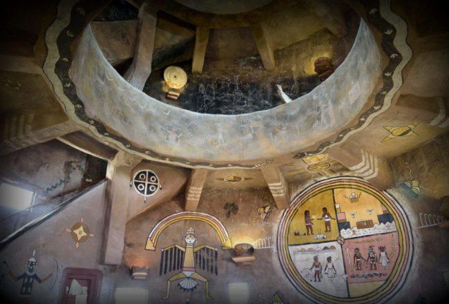 Desert View Watchtower Hopi Art