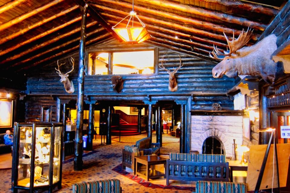Victorian Woodsy Cabin Look of El Tovar