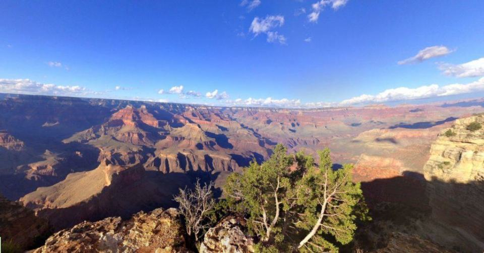 Trail View, Grand Canyon National Park
