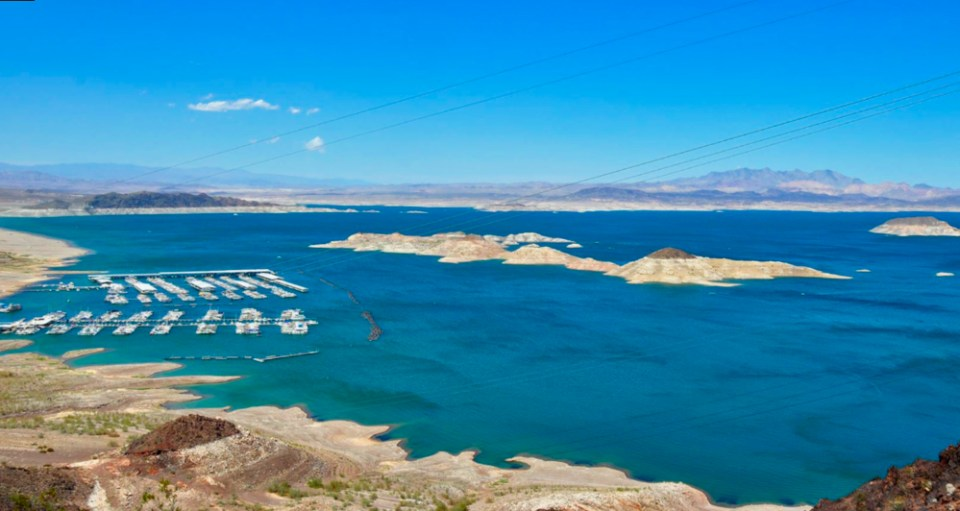 Lake Mead National Reserve